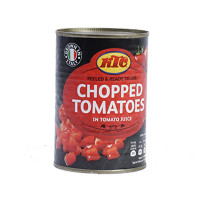 KTC Chopped Tomatoes 400g