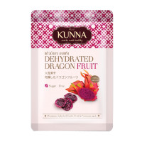 KUNNA Healthy Snack Dehydrated Dragon Fruit  25g