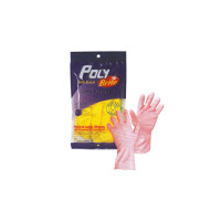 Poly Gloves L (2)931-3