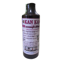 Kan Kaw Black Natural Hair Shampoo 250ml