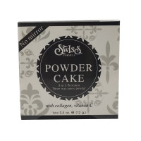 Swiss Three Way Powder Cake with Collagen, Vitamic C No Mirror  No.3