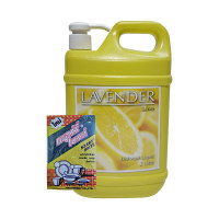 Lavender Dish Wash Pump Bottle Lime 2Litre