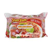 Yum Yum Inst Noodle Sour Soup Shrimp 60g*10pcs