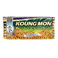 Koung Mon Groundnut Brittle 250g