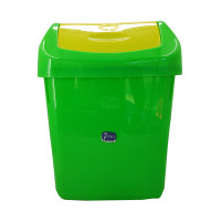 7 Stars  Dust Box Green Color Code 301