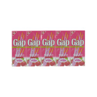 UNITED GAP BISCUIT STICK STRAWBERRY 23G*5PCS