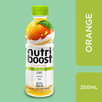 Nutriboost Milk+Orange 250ml