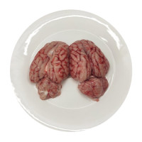 Pork Brain 2pcs