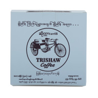 Triishaw  Ready Mix Silver Box 500g