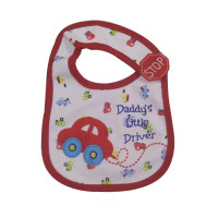 Baby Saliva Towel Daddy's Little Driver