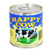 HAPPY COW CONDENSED MILK 390G