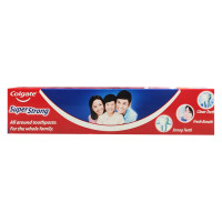 Colgate Toothpaste Super Strong  165g