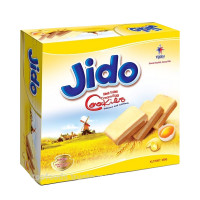 Jido Cream Egg Cookies 250g