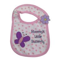 Baby Saliva Towel Mommy's Little Butterfly