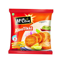 MC Cain Aloo Tikki 400g
