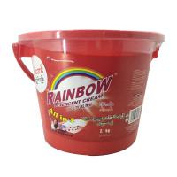 Rainbow Detergent Cream Red 2.1Kg