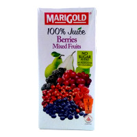 Marigold 100% Fruit Juice Berries Mixed 1Ltr