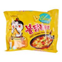 Samyang Ramen Cheese Hot Chicken Bag 140 Grams