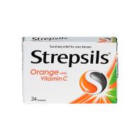 Strepsils Lozenges Vitamin C 24pcs