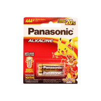 Panasonic Alkaline Battery LR03T 2B 2Pcs