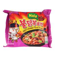 Samyang Mala Hot Chicken Flavor Ramen 135 Grams