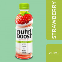 Nutriboost Milk+Strawberry 250ml