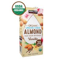 KIRKLAND Signature  Original Almond Beverage Vanilla 946ml
