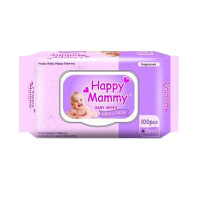 Happy Mammy Baby Wipes 105 pcs (PP)
