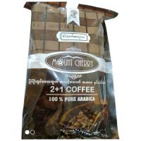 Mount Cherry 2+1 Coffee 100% Pure Arabica Khar Thet 10pcs 200g