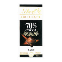 Lindt Excellence Dark 70% Cocoa 100g