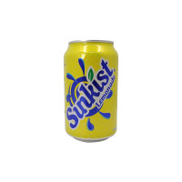 Sunkist Lemon 330ml