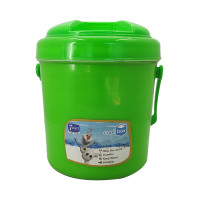 7 Stars Green Ice Cube Container Small Code IO-1