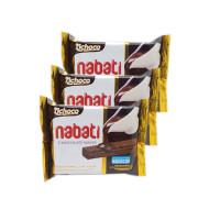 Richoco Nabati Chocolate Wafer 50g*3pcs