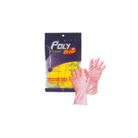 Poly Gloves S (2)931-1