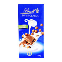 Lindt Chocolate Bar Hazelnut 100g