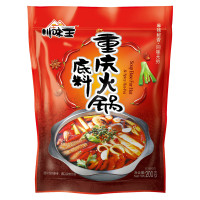 Chuanweiwang Soup Base for Hot & Spicy Hot-Pot 200g