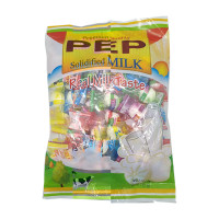 PEP Solid Milk Candy 50pcs