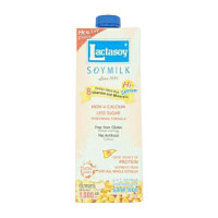 Lactasoy Soy Milk High in Calcium less sugar 1000ml