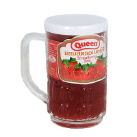 Queen Strawberry Jam 340g