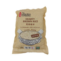 Little Rice Company Hearty Brown Rice 500g