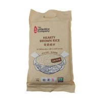 Little Rice Company Hearty Brown Rice 2kg