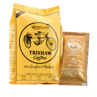 Trishaw  Ready Mix Gold Khar Seint 22g×30 pcs