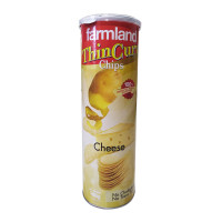 Farmland Potato Chip Cheese 160g