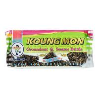 Koung Mon Black Sesame Brittle 250g
