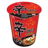 Nong Shim Instant Shin Cup Noodle 72g