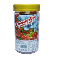 Strawberry  Ball Chocolate 198g