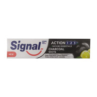 Signal Toothpaste Charcoal & Lemon 160g
