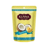 KUNNA Healthy Snack Oven-baked Crispy Coconut 50g