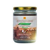 Nawarat Ayer Cold Pressed Centrifuged Organic Virgin Coconut Oil 500ml