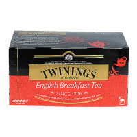 Twinings Tea Bags English Breakfast 50g